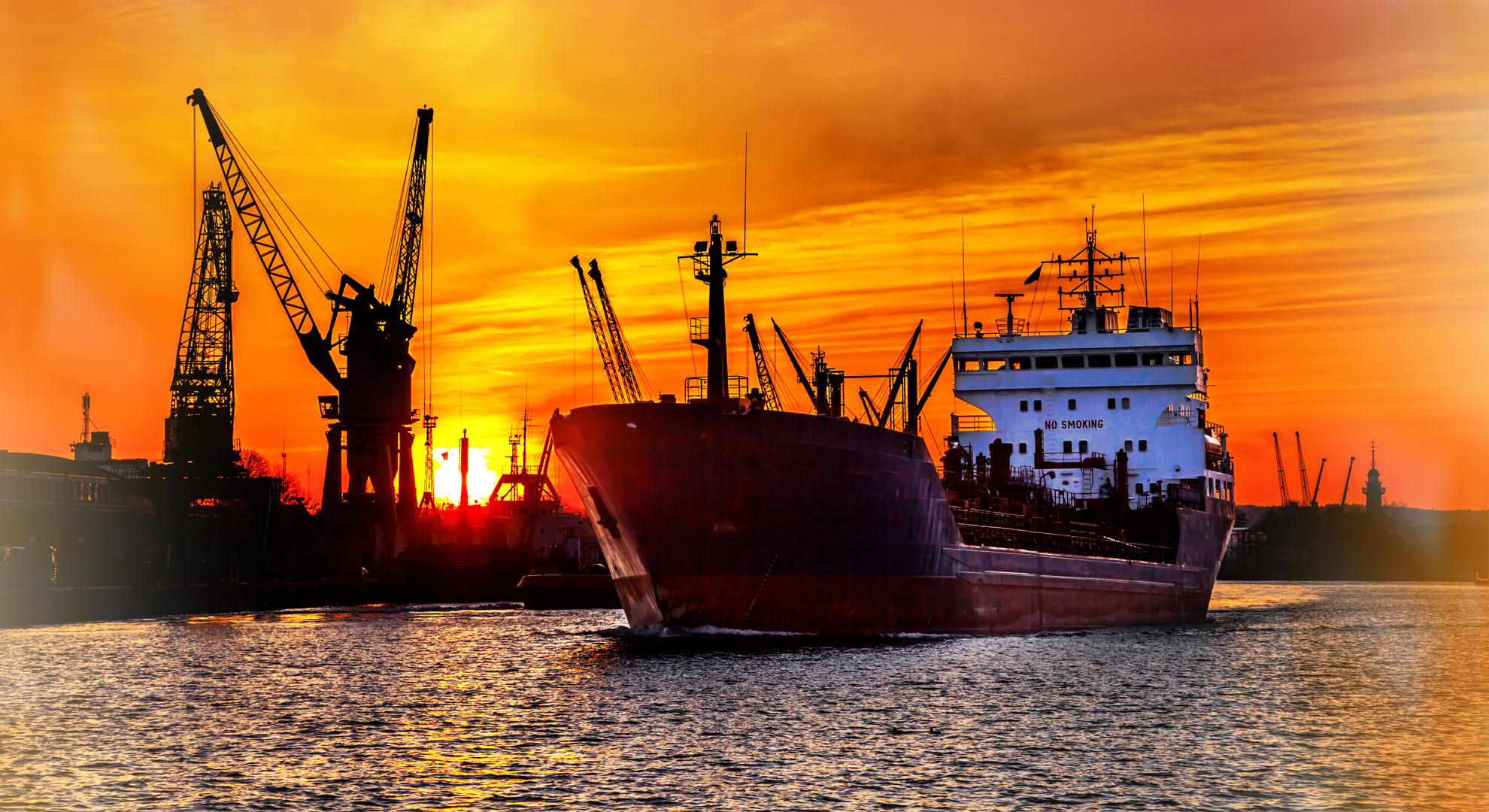 article the shipping industry finds an unusual survival tactic in