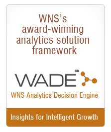 WNS analytics solution framework